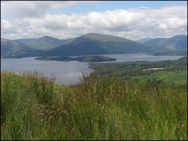 Gipfelbuch: Conic Hill