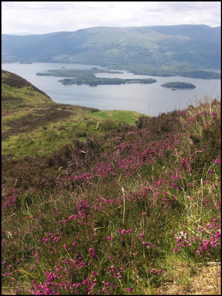 Conic Hill in Schottland
