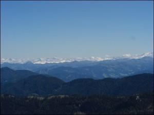 Bergtour Halserspitz
