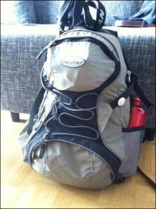 Rucksack Packliste Tagestour