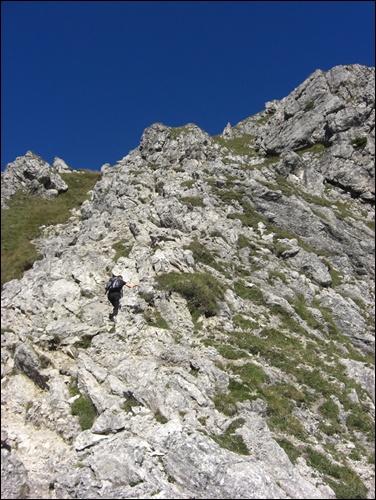 Bergtour Ammergauer Alpen