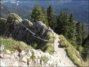 Brunnkopf Gipfel