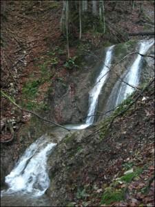 Wasserfall Seekarkreuz