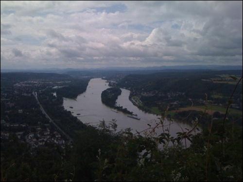 Gipfelbuch: Rheinsteig