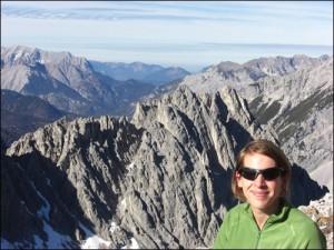 Gipfelglück in der Nordkette