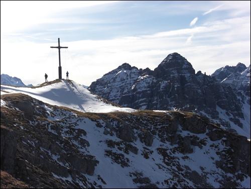 Gipfelbuch: Nockspitze