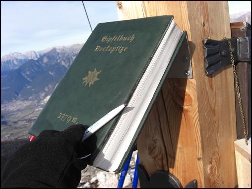 Nockspitze Tirol