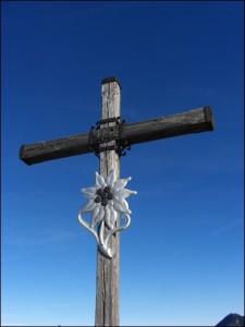 Heuberg Gipfelkreuz