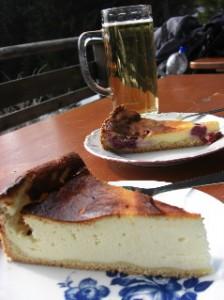 Schweinsberg Kuchenessen Kesselalm