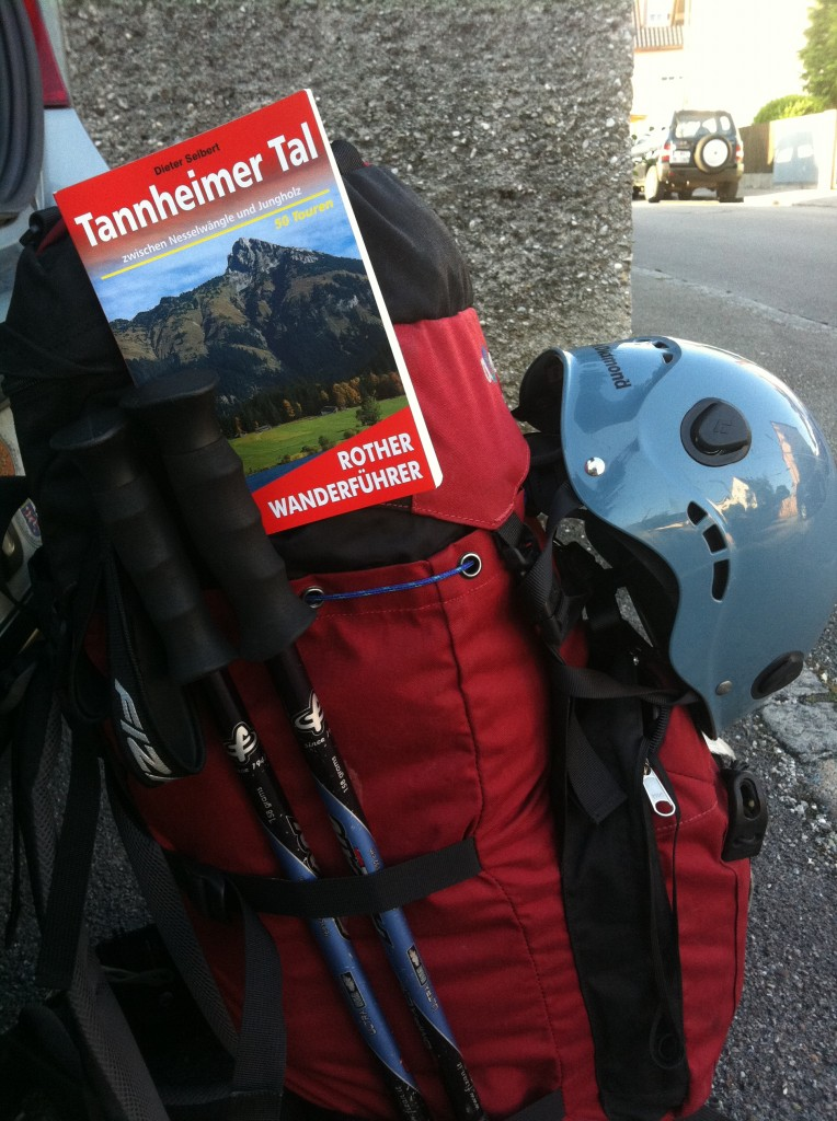 Wanderführer Tannheimer Tal