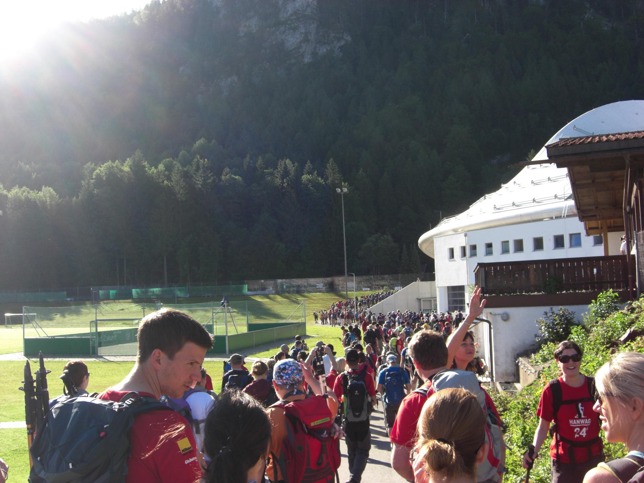 Meine 24 Stunden von Bayern 2012