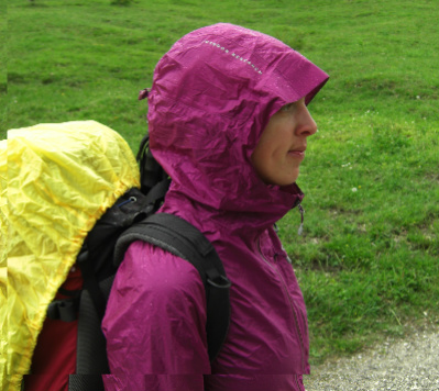Regenjacken-Test: die Women's Helium II Jacket