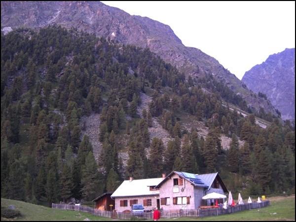 Verpeilhütte in Tirol