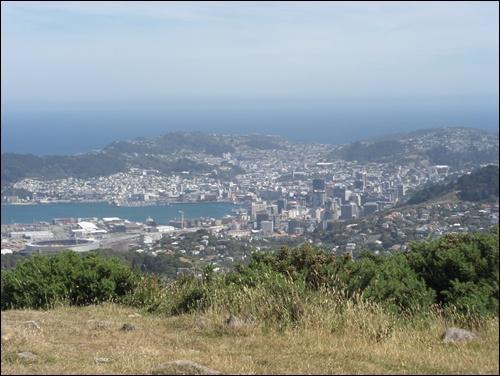 wandern auf dem Skyline Trek Neuseeland