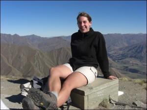 Gipfelglück Roys Peak Neuseeland