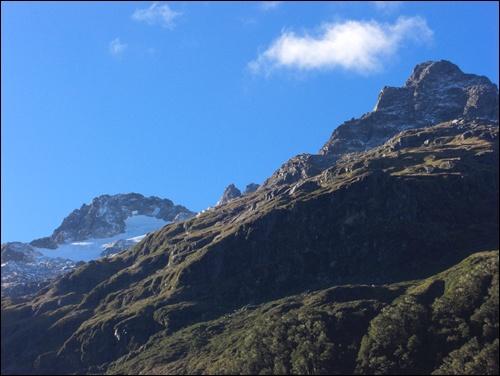 Lake Marian Neuseeland