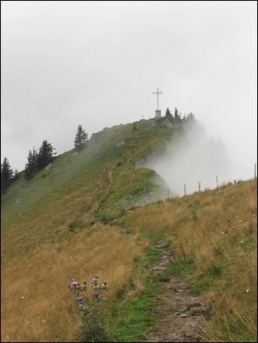 Gipfelgrat Bodenschneid