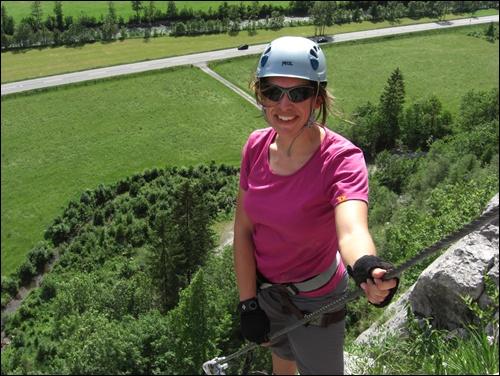 Klettersteig Waidring