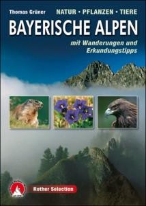 Naturführer Bayerische Alpen