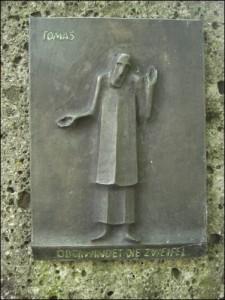 Apostelweg zum Petersberg