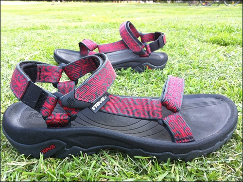 Testbericht: Trekking-Sandalen