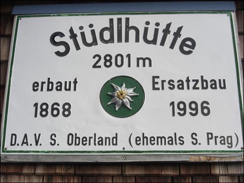 Lieblingshütten: Stüdlhütte