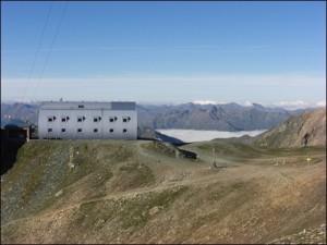Stüdlhütte in Tirol