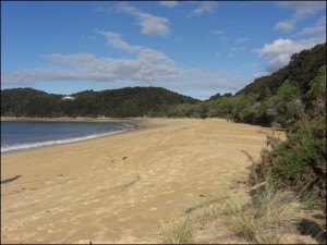 Abel Tasman National Park Neuseeland