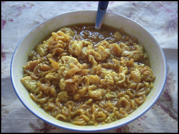 Nudelsuppe Nepal