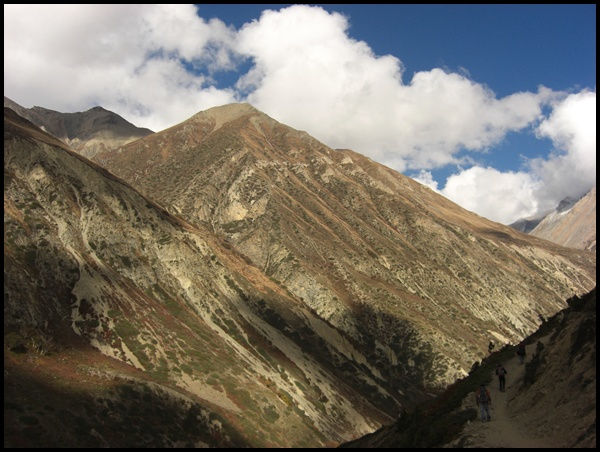 Berge Nepal