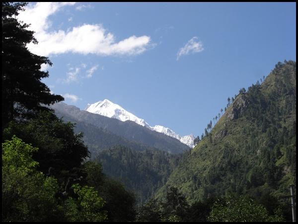 Natur in Nepal