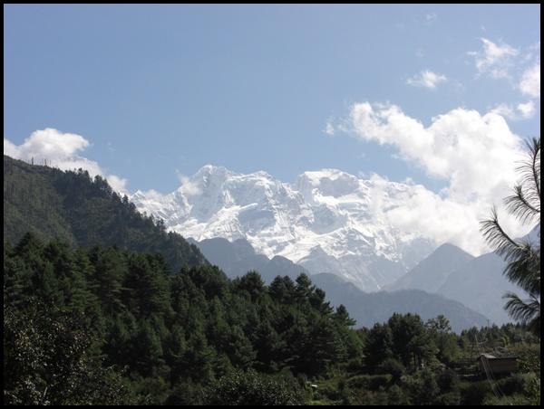 Nepal – um die Annapurna Teil 1