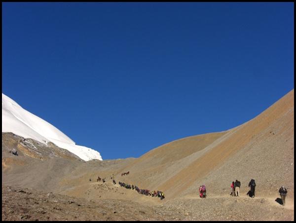 Thorung La Nepal