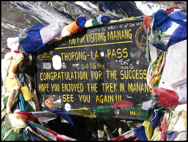 Thorung La Pass Nepal