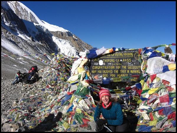 Gipfelglück am Thorung La