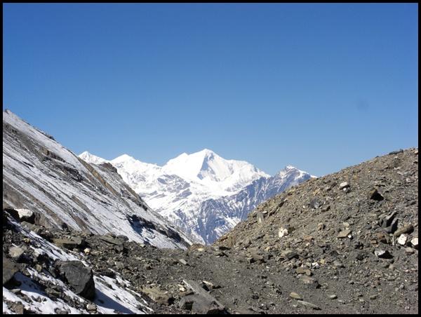 Bergab nach Muktinath