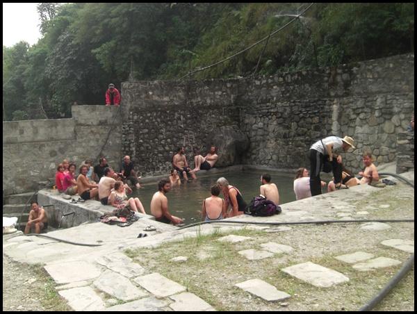 Hot Springs Tatopani