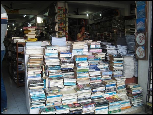 Buchladen Pokhara