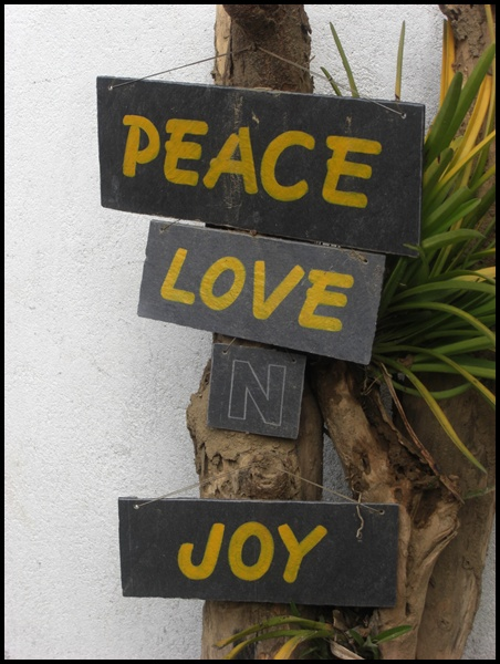 Peace Love n Joy in Nepal