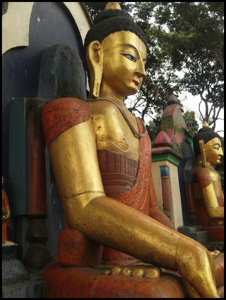 Statue Kathmandu
