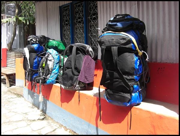 Packliste für eine Trekking Tour in Nepal