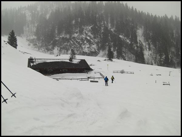 Freudenreichalm Schneeschuh-Wanderung