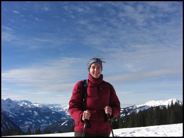 Gipfelglück Schneeschuhwanderung