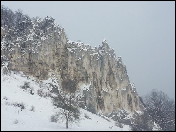 Konsteiner Klettersteig Oberlandsteig im Altmühltal