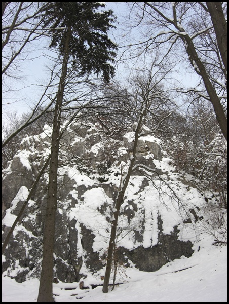 Konsteiner Klettersteig Altmühltal