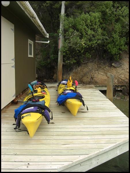 Kayak Ausrüstung Neuseeland