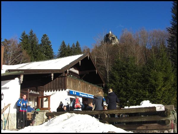 Gipfelbuch: Riederstein und Baumgartenschneid am Tegernsee