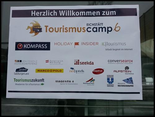 Tourismuscamp Plakat tc13