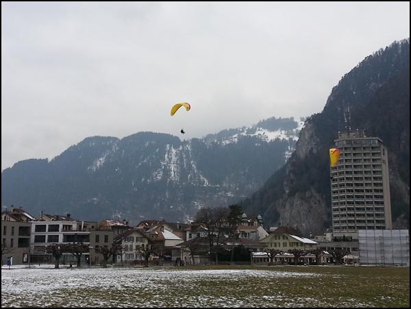 Interlaken im Berner Oberland