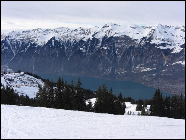 Brienzer See Schweiz Berner Oberland